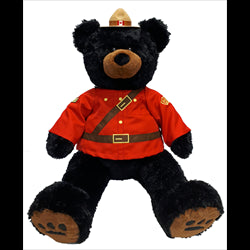 "34"" Sergeant Black Bear"