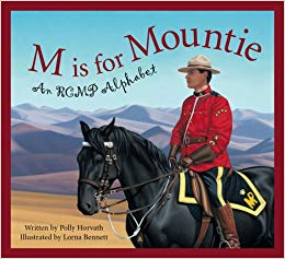 M Is For Mountie Book