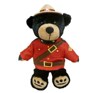 "8"" Sergeant Black Bear"