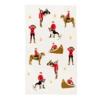 Mountie Tea Towel