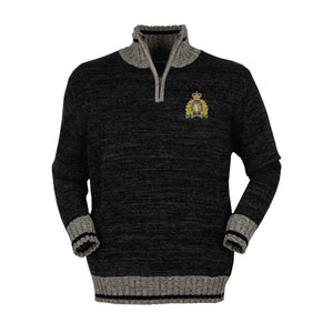 Crest Work Sock 1/4 Zip
