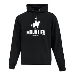 Black Mounties Youth Hoodie