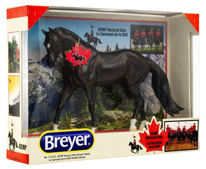 Breyer RCMP Musical Ride Horse Model