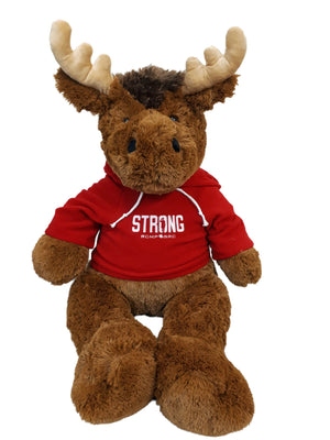 "34"" RCMP STRONG Moose"