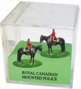 Cube with Mountie Floater