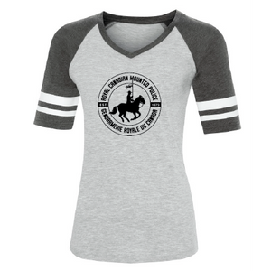 RCMP Ladies Baseball Tee