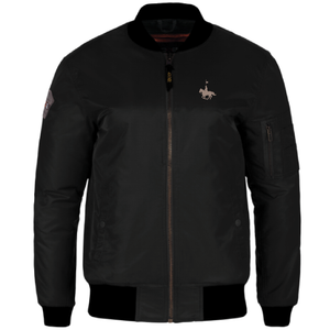Ladies Insulated Bomber Jacket