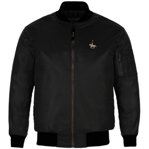Mens Insulated Bomber Jacket