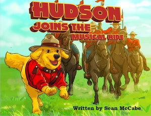 Hudson Joins The Musical Ride - Book