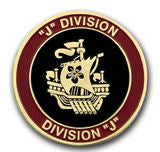 J Division Coin