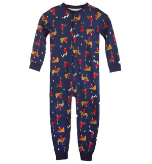 Kids Action Mountie Onesie