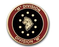 M Division Coin