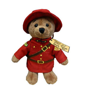Paddington Bear Plush Keychain