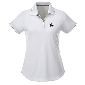 Ladies Remus Polo - White
