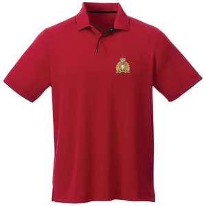 Mens Remus Polo - Red