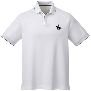 Mens Remus Polo - White