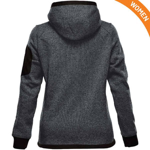 Women's Juneau Knit Full Zip