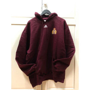 Adidas Team Fleece Hoodie - RCMP Crest