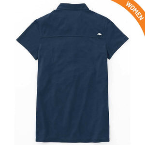 Women's Roots Lunenburg SS Polo