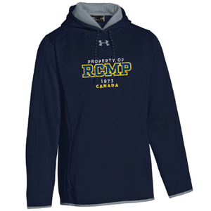 RCMP Under Armour Men's Pullover Hoodie