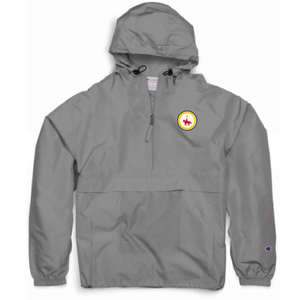 Packable Anorak 1/4 Zip Windbreaker