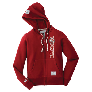 ROOTS Brockton Ladies Full Zip Hoodie