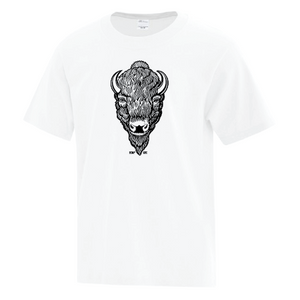 RCMP Buffalo Head Men's Tee