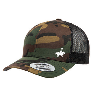 RCMP Camo Adjustable Trucker Cap