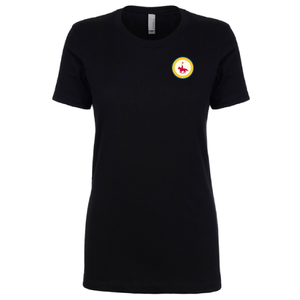 Ladies Patch T-Shirt