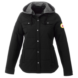 Ladies Roots Jacket with Patch