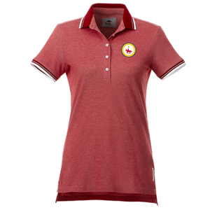 Ladies Roots Polo with Patch