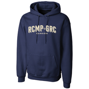 RCMP-GRC Navy Fleece Pullover