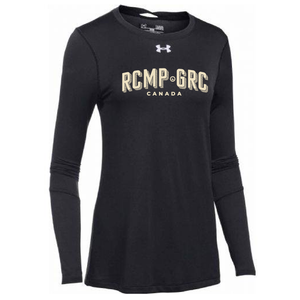 RCMP-GRC Ladies UA Long Sleeve Locker Tee