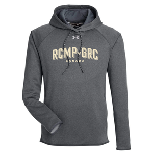 RCMP-GRC Mens UA Double Threat Hoodie