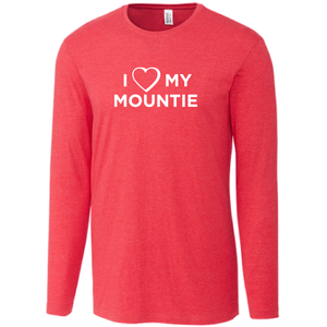 I ♥ My Mountie Long Sleeve