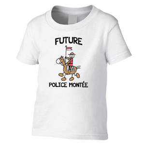 Future Police Montee Toddler