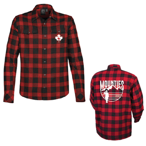 Logan Men's Plaid Snap Front Shirt