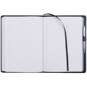 Refillable Notebook With Pen