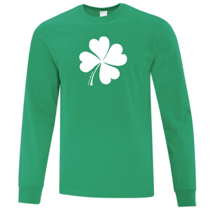 St-Patrick's Long Sleeve - Green