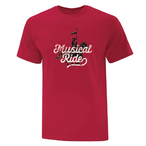 Musical Ride Youth Tee