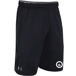 UA Mens Raid Pocket Shorts