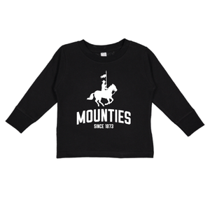 Toddler Mountie Since Long Sleeve