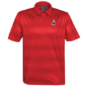 RCMP Men's Stormtech Vibe Performance Polo Red