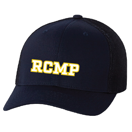 RCMP Navy Ball Cap - The Mountie Shop 32ce378b4fc