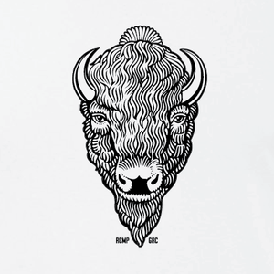 RCMP Buffalo Head Youth Tee