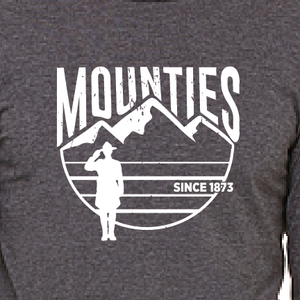 Softstyle Unisex Mounties Long Sleeve