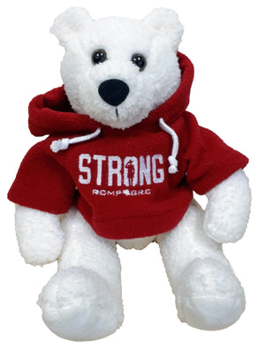 "10"" RCMP STRONG Polar Bear"