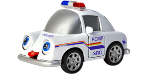 RCMP Coupe Car