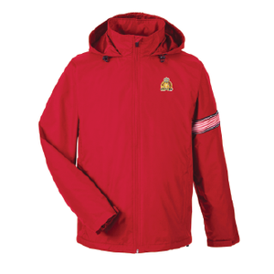 Men's All Season Jacket with Fleece Lining