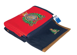 RCMP Trail Series Wool Blanket - Large Crest